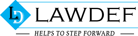 Lawdef.com- Provides Trademark registration and all legal Services Logo