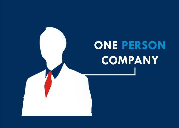 Comprehensive guide for One Person Company Registration