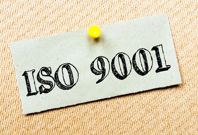 iso 9001 registration certificate
