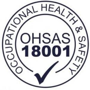 OHSAS 18001 CERTIFICATE LAWDEF